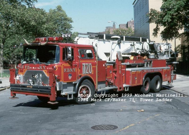 FDNYtrucks.com (Engine Company 231/Ladder Company 120 ...