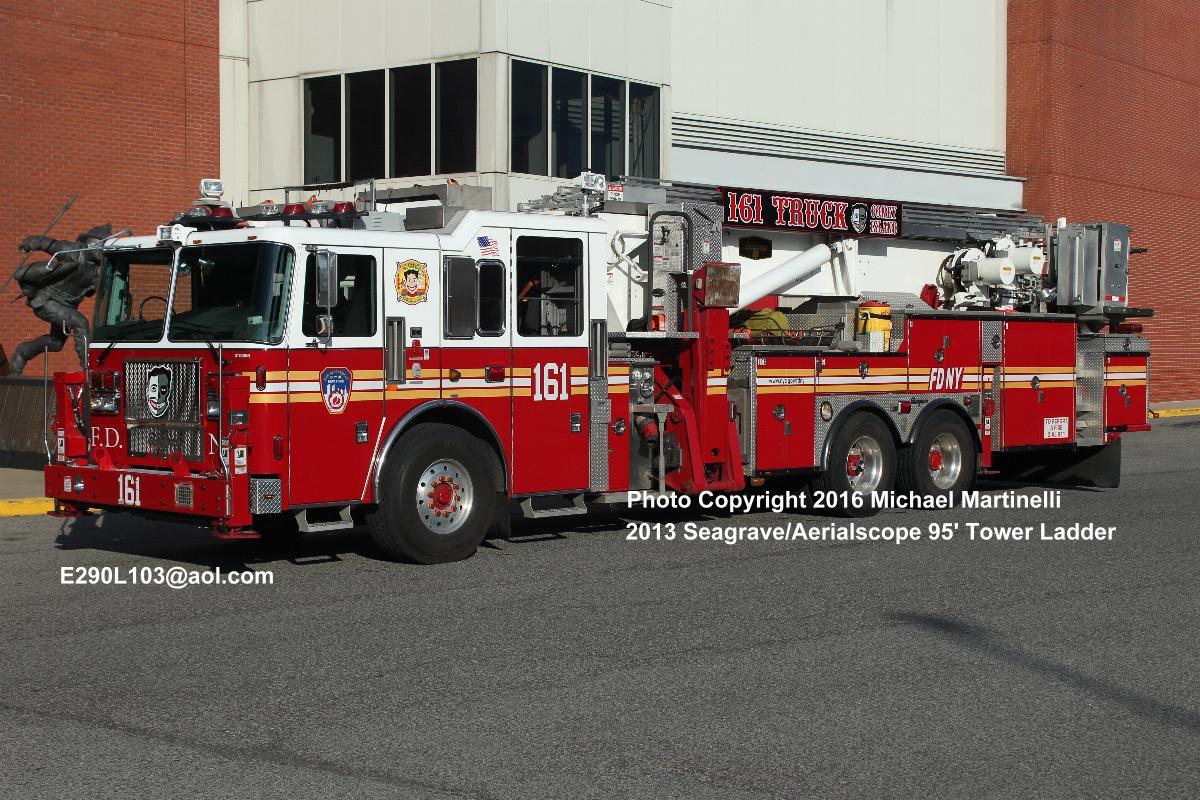 FDNYtrucks.com (Engine Company 245/Ladder Company 161/Battalion 43)