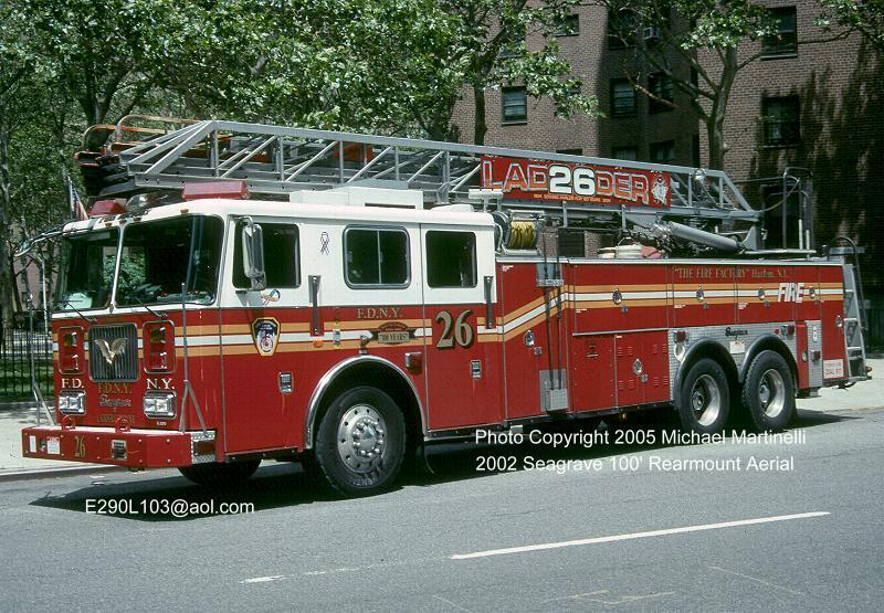 Company For Sale >> FDNYtrucks.com (Engine Company 58/Ladder Company 26)