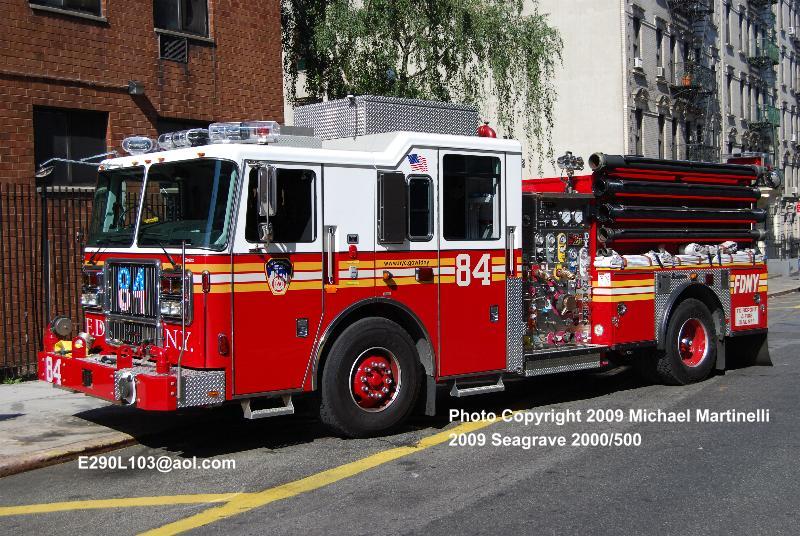 FDNYtrucks.com (Engine Company 84/Ladder Company 34)