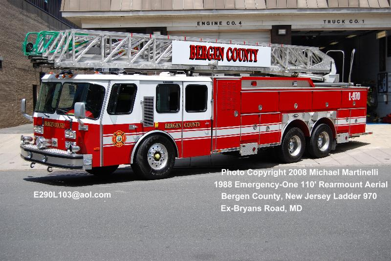 Welcome to the Bergen County Fire Academy Home Page.