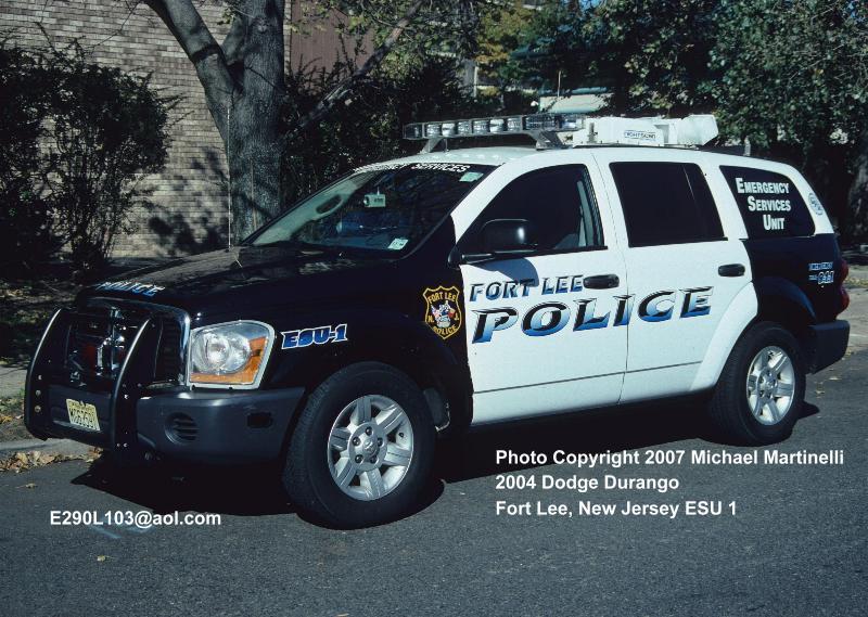 Fdnytrucks Com Fort Lee Police