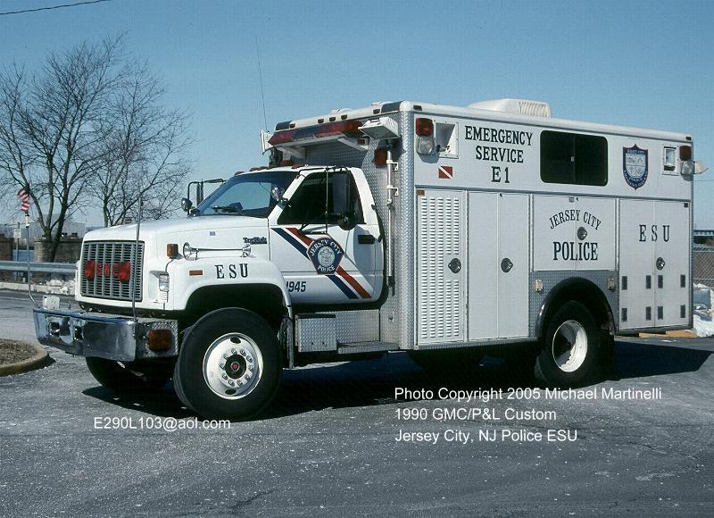 Fdnytrucks Com Jersey City Police