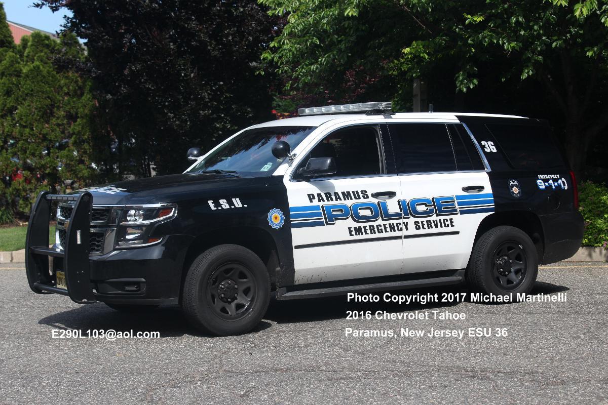 Cars For Sale In Nj >> FDNYtrucks.com (Paramus Police)