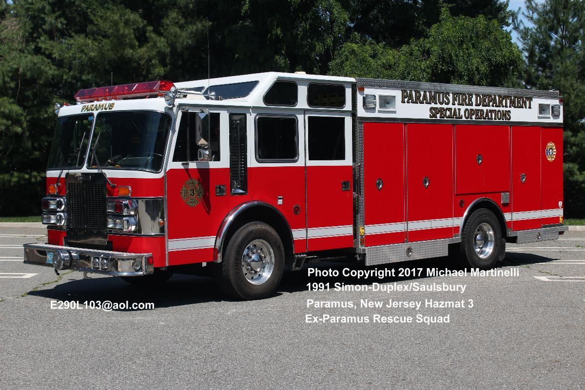 All American Dodge Midland >> Paramus Fire Department   Firefighting Wiki   Fandom ...