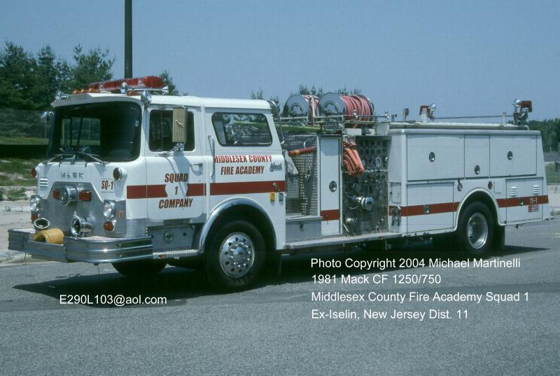 fdnytrucks com  middlesex county fire academy