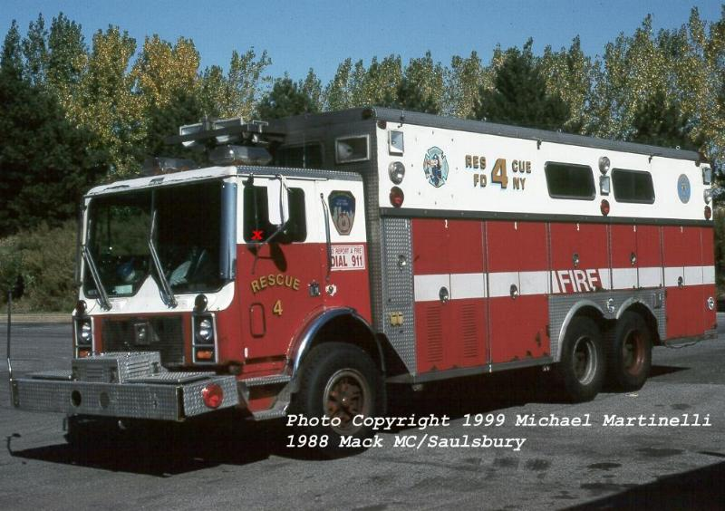 Fdnytrucks Com Engine Company 292 Rescue Company 4
