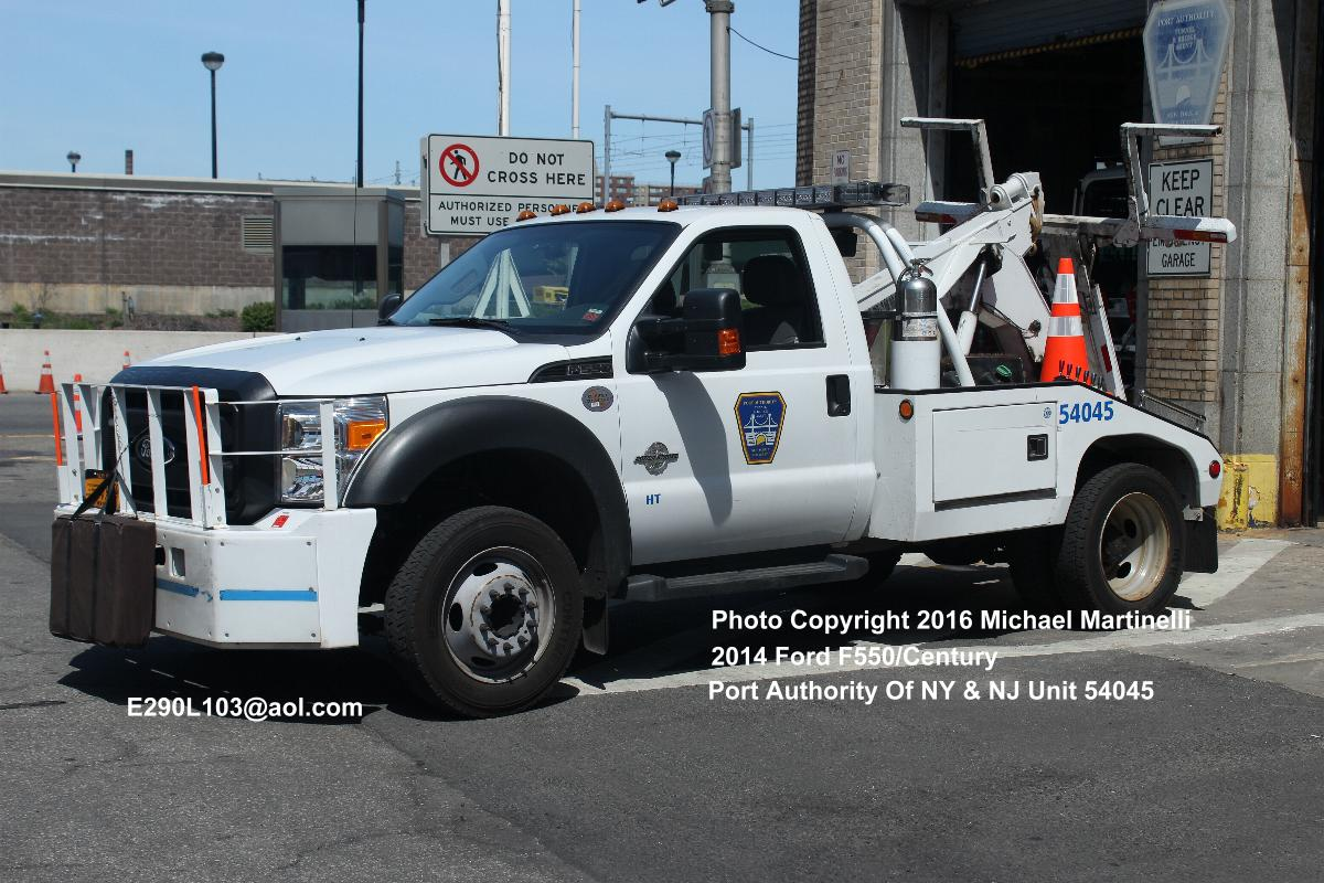 FDNYtrucks Port Authority Police